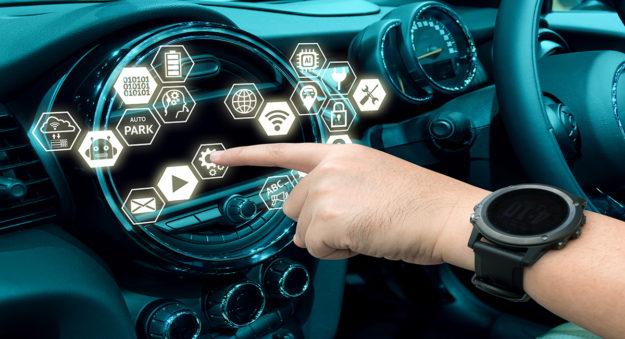 PSA y Huawei unidos para presentar su primer coche conectado