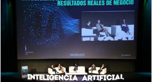 Resumen de la Jornada sobre Inteligencia Artificial aplicada a los negocios