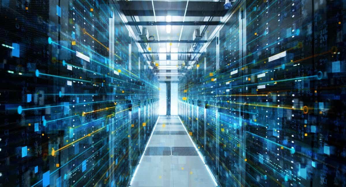 Resultado de imagen de inteligencia artificial en centro de datos