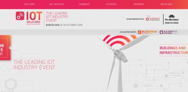 IoTSWC mostrará desde como el IoT salva belugas, a diseñar un camión de bomberos futurista