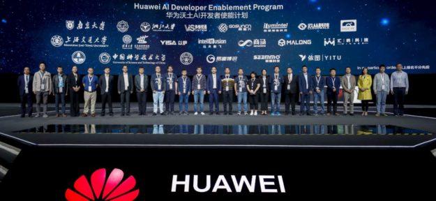 Huawei lanza un programa de capacitación para desarrolladores de Inteligencia Artificial