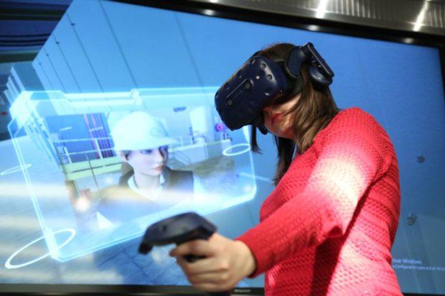 Endesa incorpora la realidad virtual para la formación en seguridad de los empleados de generación