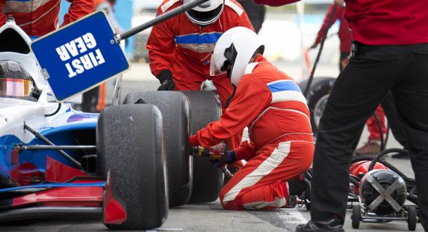 IA para mejorar el trabajo en boxes en la Fórmula E