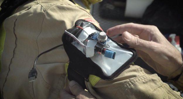 El IoT y la IA se juntan en un proyecto español para proteger a los bomberos