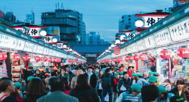 La inteligencia artificial ayudará a los turistas en Kyoto