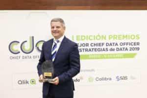 Lluis Esteban Grifoll, CDO de Caixabank