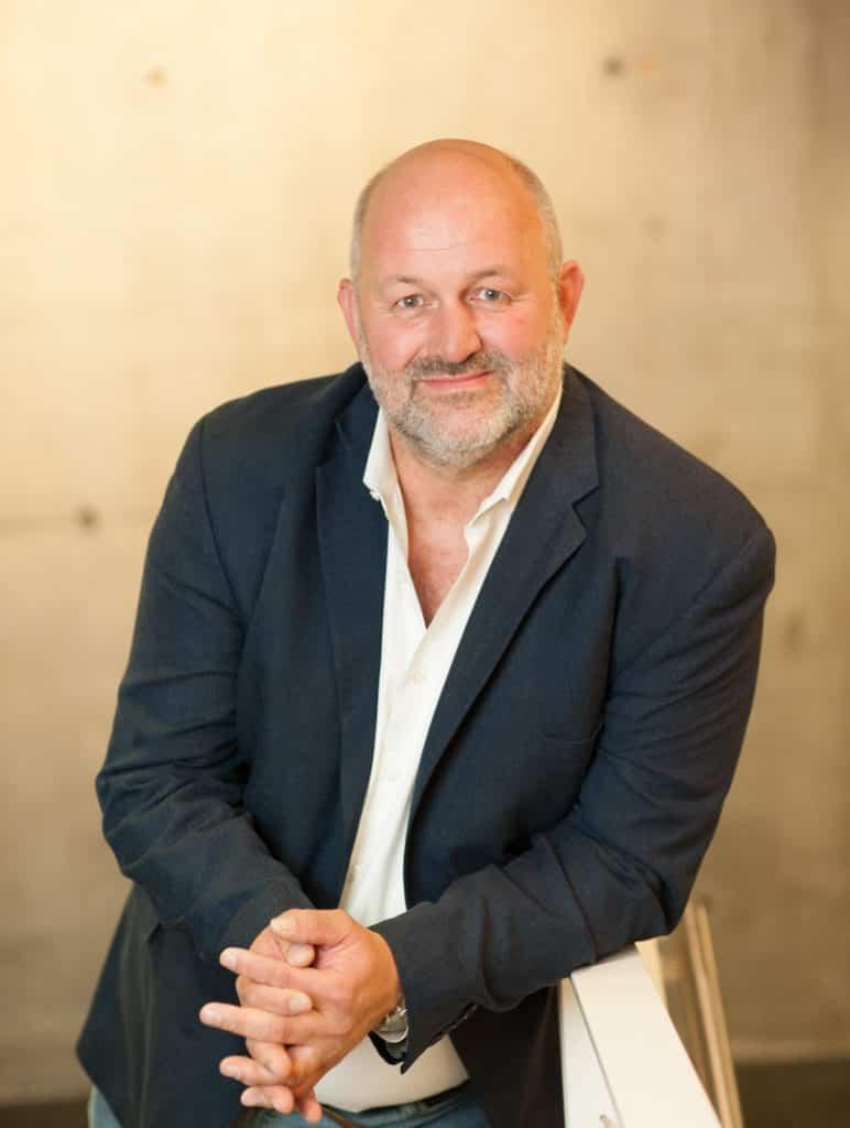 Wernel Vogels, CTO de Amazon.com.