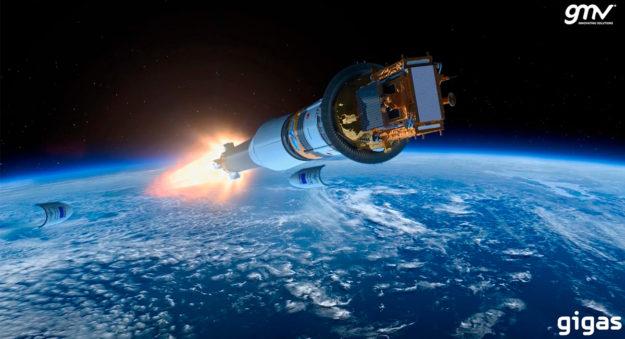 AWS presenta un nuevo segmento de negocios espaciales