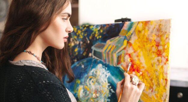 La IA crea obras de arte que se subastan por sumas millonarias